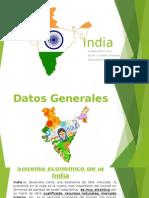 Sistema Económico de La India