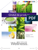 oriflame Product Guide