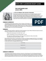 Minna's Patchwork Coat Common Core guide