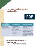 formas y criterios de evaluacion.ppt