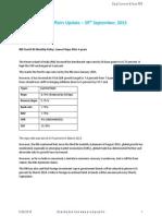 Current Affairs Update - 29 September - 2015 - Exam Pundit