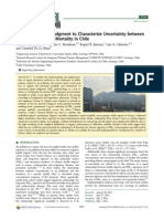 EST 2Structured Expert Judgment to Characterize Uncertainty between PM2.5 Exposure and Mortality in Chile014_SEJ Between PM2.5 and Mortality