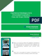 Universidad Corporativa Grupo Interbank