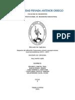 Reporte de Inflación Mayo 2015