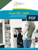 Guide CET > CESU