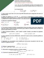 Examen admisión Matemáticas_Cinvestav