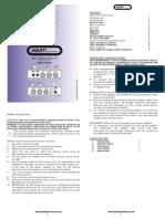 ENG LA F1 Manual