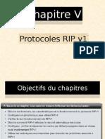 Chapitre v Protocole RIP v1