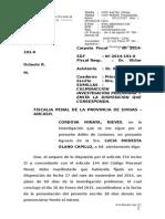 Control de Plazo- Preliminar Fiscalia