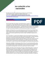 LPG - Edit Vilanova - ARENA Como Solución a Los Problemas Nacionales - 07 10 15