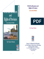 Oil and Gas Resources Andr Rights of Provinces