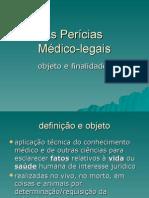 1.2.Perícias Médico Legais