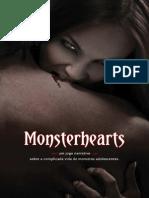 Monsterhearts - Livro de Regras -