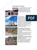 5 Tradiciones Guatemaltecas de Origen