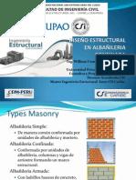 Masonry Course Part 01 Trujillo