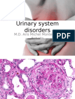 Urinary System Disorders