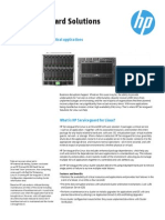 HP Service Guard Solution