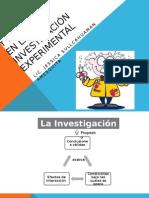 Validez Interna y Externa Investigacion Experimental