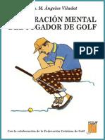 Preparacin Mental Del Jugador de Golf