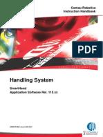 handling System Robotic
