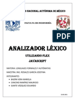 Proyecto Final Lenguajes