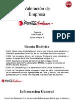 Coca Cola Embonor S.a.