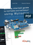 Getting Started With Intel Galileo and Intel Edison Using Wyliodrin