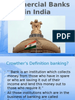 Commercial Banks in India