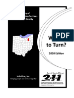Where to Turn March 2010 - Complete Directory
