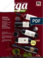 31-32. MEGA IMAGE Editie Speciala de Vinuri – Mega Vinuri