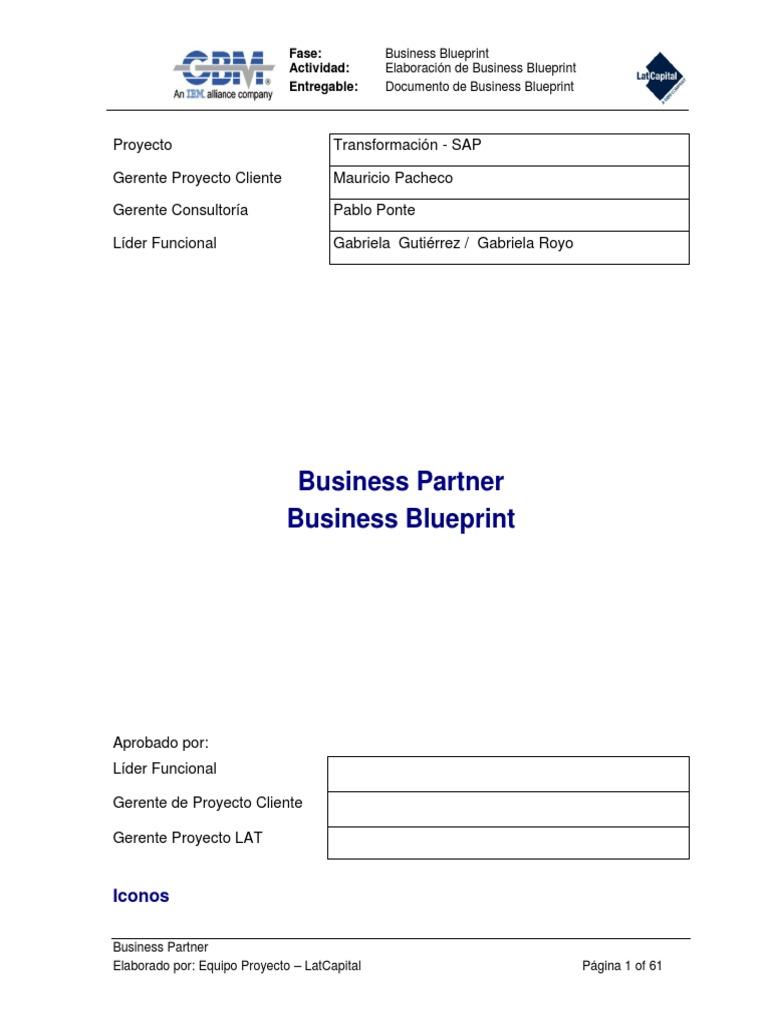 Sap bbp datos maestros business partner 1 malvernweather Choice Image
