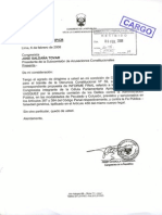 Tula Benites - Informe Final del Congreso
