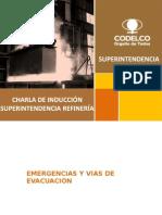 DAS Refinería Codelco Ventanas
