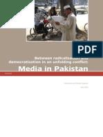 Media in Pakistan, media role