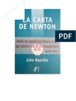 Banville, John - La Carta de Newton