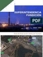 Charla DAS Fundición Codelco Ventanas