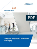 Tax guide for property investment in Hungary