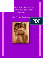 Messages From the Angels-55 Cards for your daily guidance by Fotini Kechagia