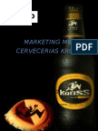 Marketing Mix_Cerveza Kross