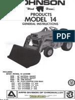 Johnson Model 14