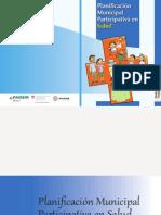 Planificacion Municipal Participativa en Salud