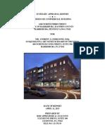 Appraisal 1426 N 3rd St. Harrisburg