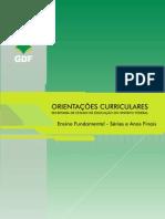 Matriz Curricular - Ensino Fundamental