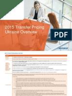 2015 Transfer Pricing Ukraine Overview
