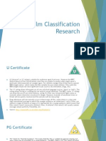 film classification research