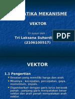 Kinematika Mekanisme