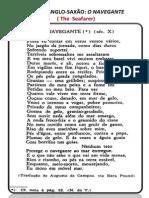 O Navegante - Poema