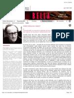 Nexoteatro | Teoría | El Teatro es crisis