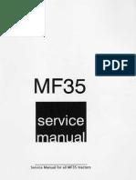 Massey Ferguson MF35