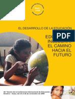 Unesco 2008 Educacion Inclusiva